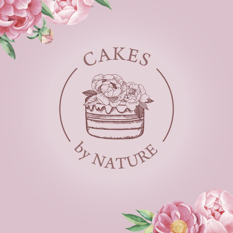 Cakes by Nature – logo