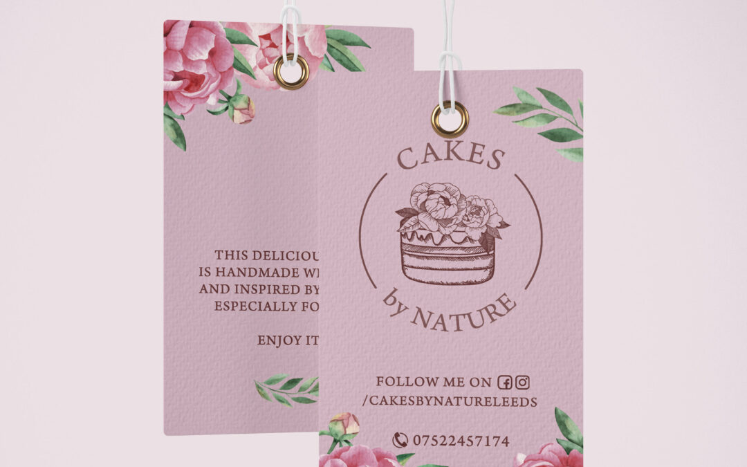 Cakes by Nature – metki