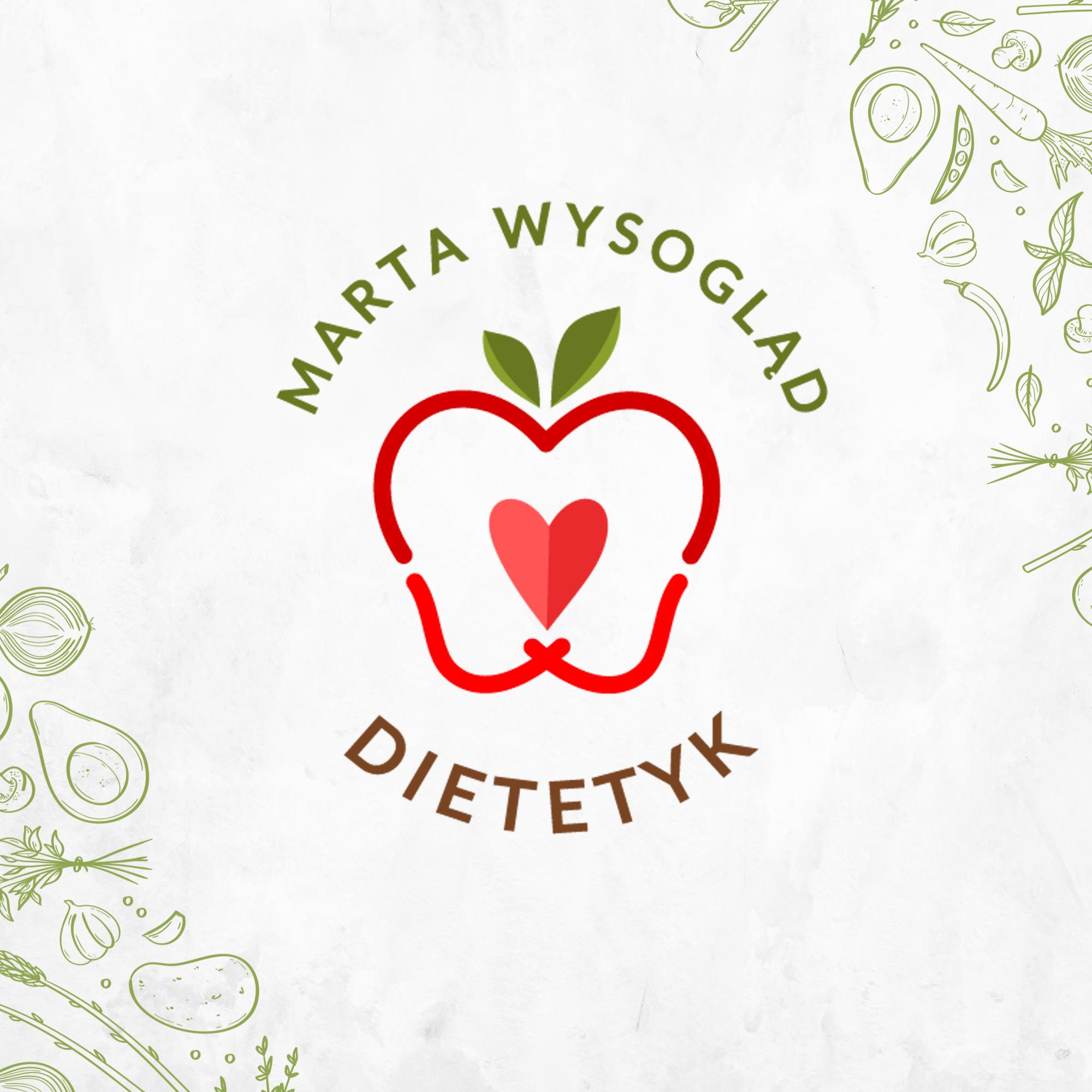 Marta Wysogląd – logo