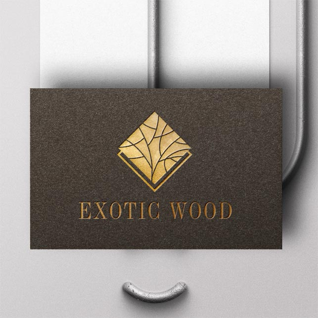 Logo dla Exotic Wood