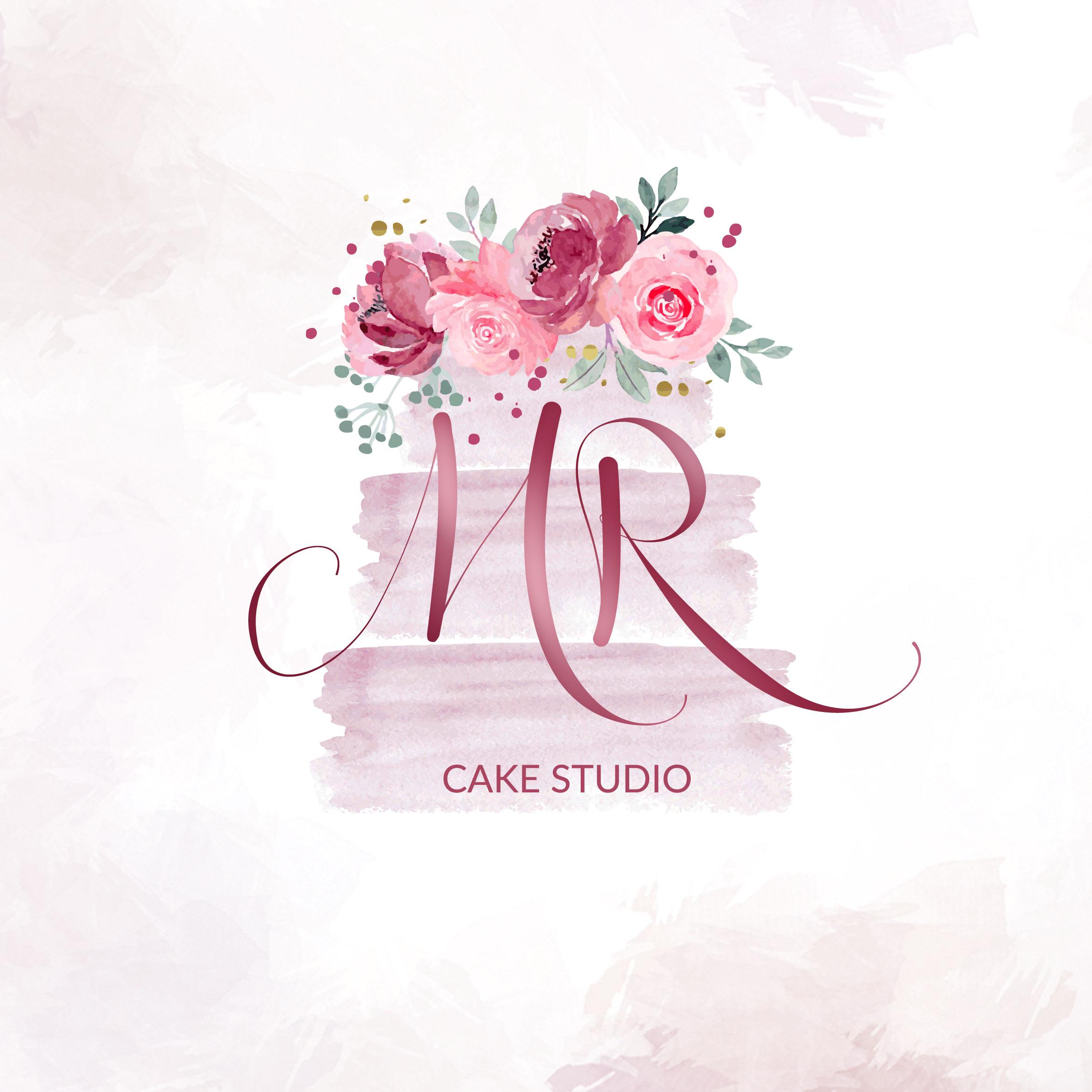 Projekt logo dla MR Cake Studio