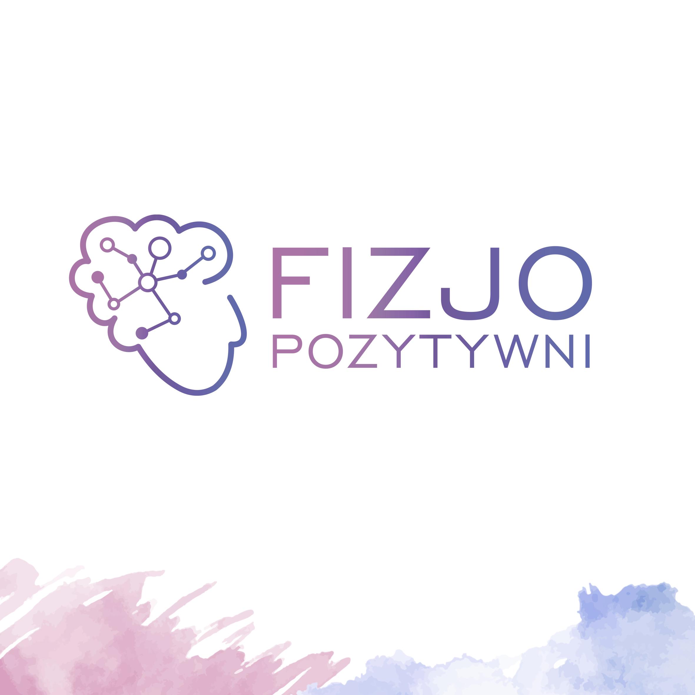 Projekt logo dla Fizjopozytywnych